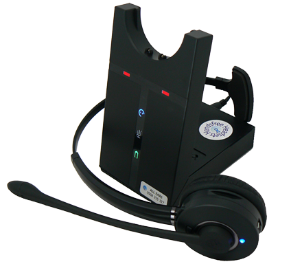 Click for Handsfree 9000 wireless headset info